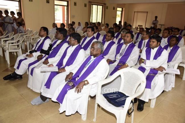Signis India - Signis India National assembly 2016 - Inaugural Mass